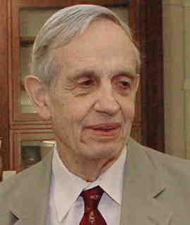 John F Nash of Islam